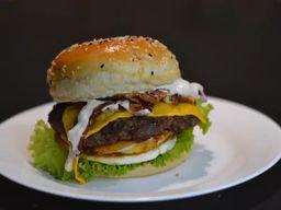 The House Burger