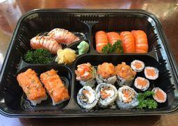 Sushi 1 -  18 peças