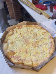 Pizza Mussarela Tradicional - Grande