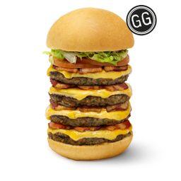 X-salada Bacon GG