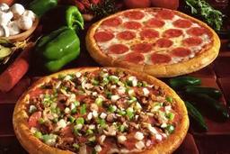 Combo 2 Pizzas Grandes + Coca Cola 2l