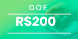 Doe $200