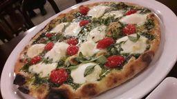 Pizza Salgada - Média
