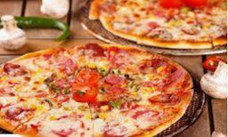 2 pizzas por r$ 49,99