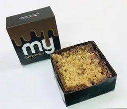 Brownie Banana Crumble 190g