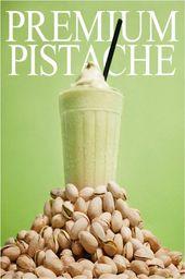 Milk Shake Pistache - 440ml