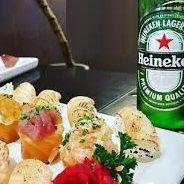 Combinado com Heineken 330ml