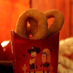 Onion Rings Individual