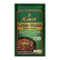 Korin Carne Moida Bovina Organica