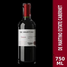 de Martino Estate Ccabernet 750ml
