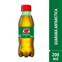 Guaraná Antarctica 200ml