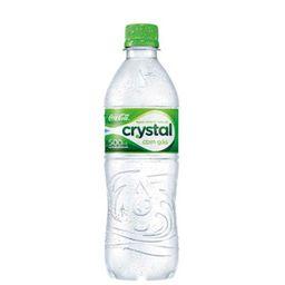 Água Mineral com Gás 500ml