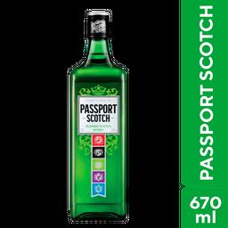 Passport Scotch 670ml