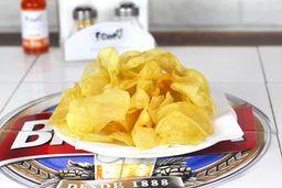 Batata Chips Caseira - Porção