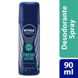 Nivea Men Desodorante Nívea For Men Spray