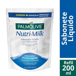 Palmolive Sabonete Líquido Nutri-Milk Hidratante
