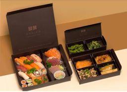 Rodízio com sashimi