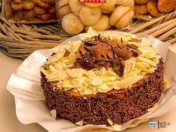 Mini Mousse de Chocolate - 3 a 4 Fatias