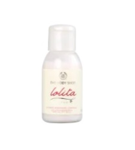 The Body Shop Moist Shower Lolita