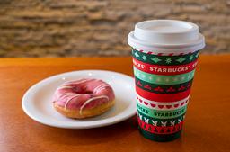 Doce de Leite Latte + Donuts