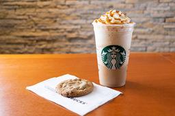 Frappuccino® de Doce de Leite + Cookie