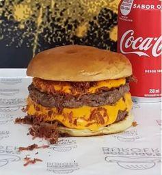 Braga Cheddar Burger