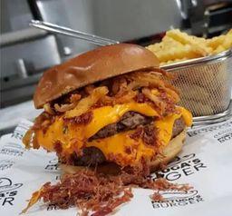 Coimbra Crispy Burger