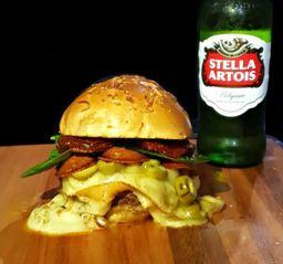 Veneza Pepperoni Burger