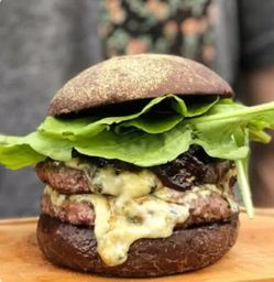 Viseu Gorgonzola Burger