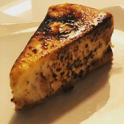 Cheesecake Brulée - Fatia