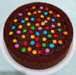 Mini Pool Cake com Confete