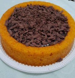 Mini Pool Cake de Cenoura