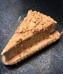 Cheesecake de Paçoca - Fatia