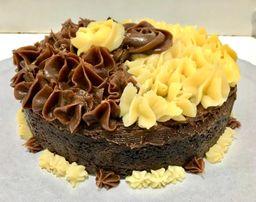 Torta Brownie Bem Casado - 800g