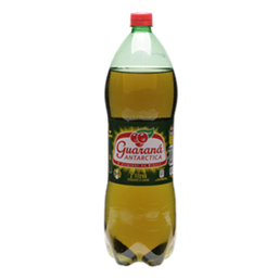 Guaraná Antarctica Pet 1l