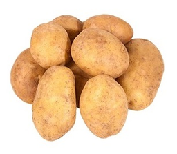Batata Escovada