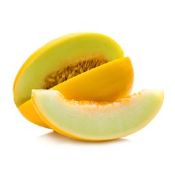 Melão Amarelo Metade