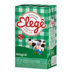 Leite Elegê Integral 1L