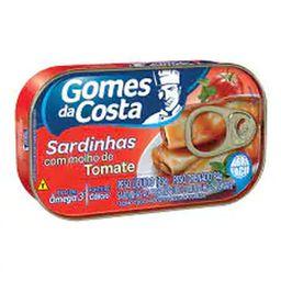 Sardinha ao Molho de Tomate - 125g