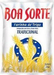 Farinha de Trigo Boa Sorte - 1Kg