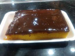 Bolo de Cenoura com Chocolate - 200g