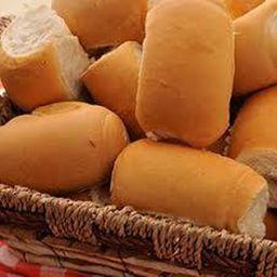 Pão Coio de Sal - 6 Unidades