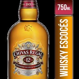 Chivas Regal 12 Anos Whisky