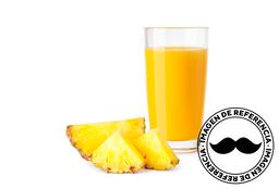Suco de Abacaxi com Hortelã ao Leite