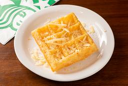 Waffle Queijo Parmesão