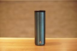 Tumbler Azul Fosco - Inox