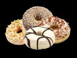 Donut de Maçã Verde