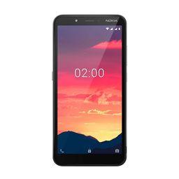 "Nokia Smartphone C2 16GB Tela 5,7"" 5MP Android 9 Preto - NK010"
