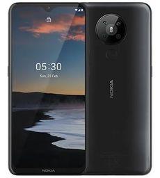"""Nokia Smartphone 5.3 128GB Android 6.55"""" 4G Câmera 13MP Carvão"""