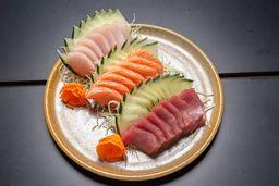 Sashimi Trio - 21 Peças